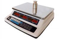 Весы торговые настольные электронные ВТНЕ-15Т1 - фото